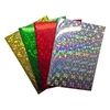 A5 Laminated Sketchbook Holographic Bundle Of 4 Assorted