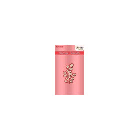 HSDJ018 Hobby Solutions Die Cut Berries-branch