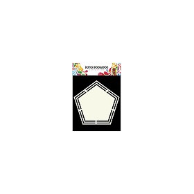 Dutch Doobadoo Dutch Shape Art Pentagon A5 470.713.151 (09-17)