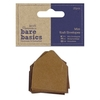 Mini Kraft Envelopes (20pcs) - Bare Basics - Brown