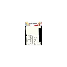 Dutch Doobadoo Dutch Card Art tekst Girl A5 470.713.649 (11-17)