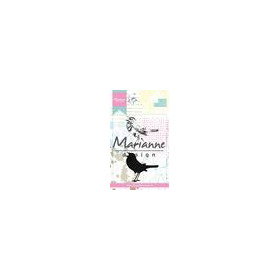 Marianne D Cling Stempel Tiny's Birds 2 MM1619 (03-18)