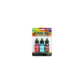 Ranger Alcohol Ink Kits Rodeo 3x15 ml TAK58755 Tim Holz