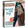 Craftivity - Macram�-Zing Bag