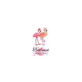 Marianne D Collectable Eline's flamingo COL1456 75x53mm (07-18)