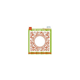 Marianne D Embossing folder Anja`s circle DF3425