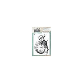 COOSA Crafts clearstamps A7 - Watch the Rabbit COC-054 (09-18)