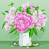 DIAMOND ART Kits 32x32cm ENGLISH ROSES