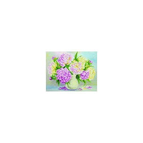DIAMOND ART Kits 47x372cm FLOWER BOUQUET