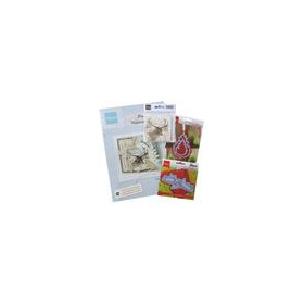 Marianne D Assortiment set Petra`s Wintercards PA4078 (11-18)