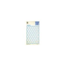 Nellie's Choice Layered Combi Die Lattice laag A LCDL001 106x150mm (05-19)