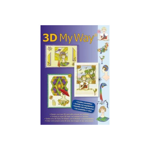 3D My Way Sets - Art Ladies