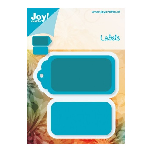 Cutting stencil - Labels & Tags