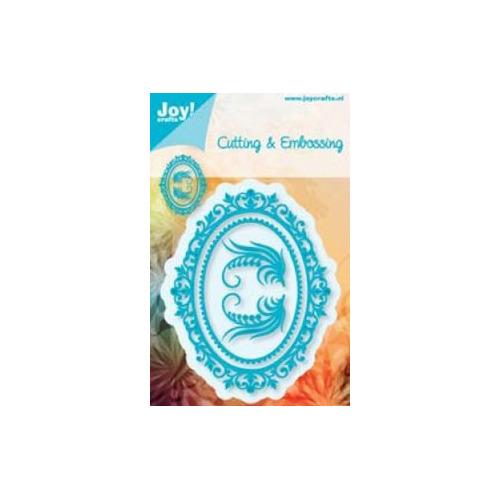 Joy! stencil ovaal (4) #JUN