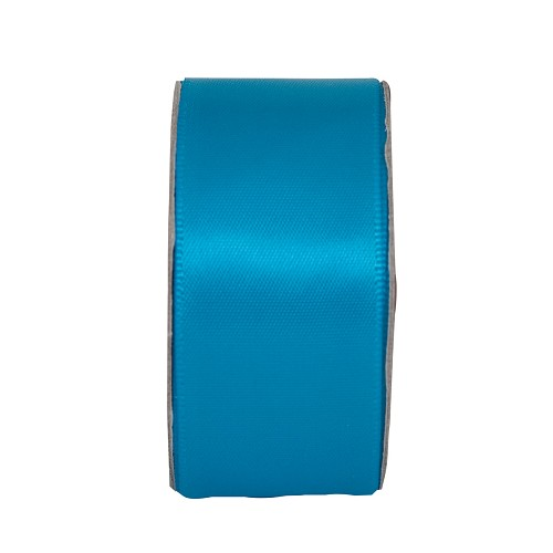 3MTR. RIBBON - WIDE SATIN - TURQUOISE