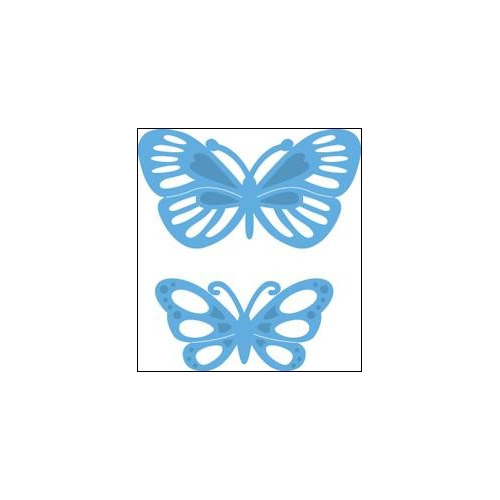 APR Creatables stencil Tiny`s butterflies 2