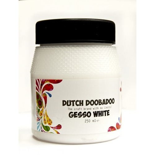 Dutch Doobadoo Dutch Gesso wit 250ML 870.002.010