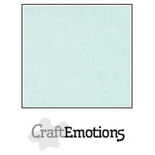 CraftEmotions parelmoer karton 10 vel zacht blauw A4 250gr / double sided
