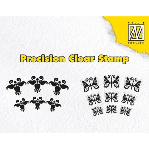 Clear Stamps Precision