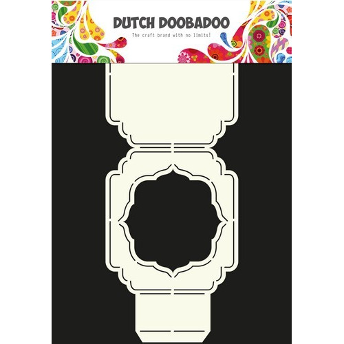 Dutch Doobadoo Dutch Card Art Tent A4 470.713.312 (08-16)