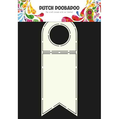 Dutch Doobadoo Dutch Envelope Art fleslabel 2  A4 470.990.001  (03-17)