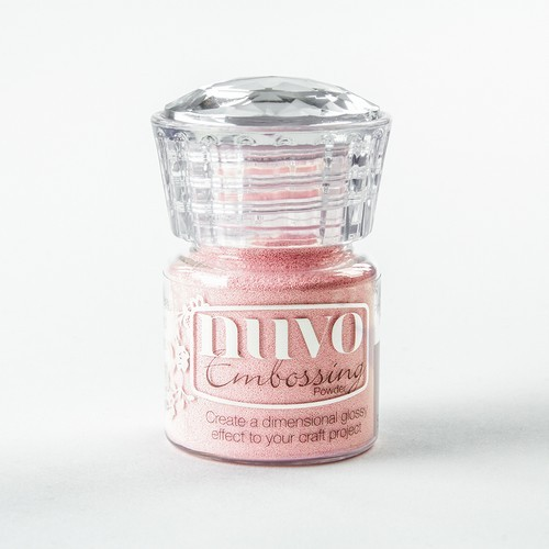 Nuvo Embossing poeder - ballerina pink 605N