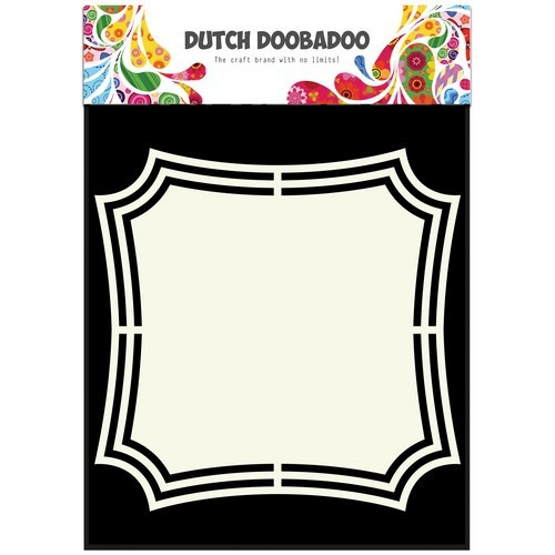 Dutch Doobadoo Dutch Shape Art frames 2 A5 470.713.143 (04-17)