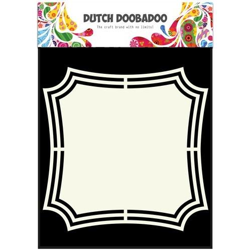 Dutch Doobadoo Dutch Shape Art frames 2 A5 470.713.143 (04-17)