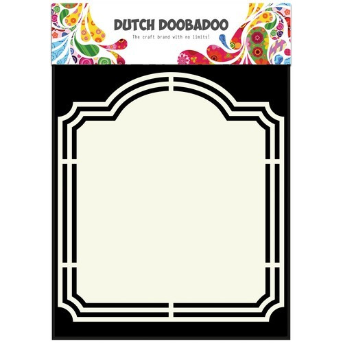 Dutch Doobadoo Dutch Shape Art frame Paneel A5 470.713.146 (06-17)