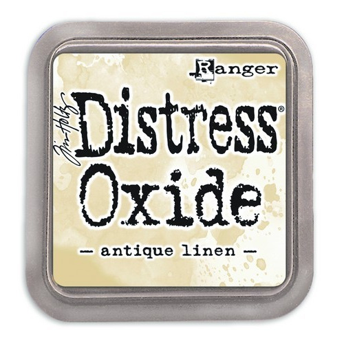 Ranger Distress Oxide - antique linen TDO55792 Tim Holtz