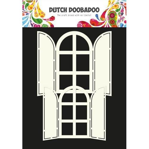 Dutch Doobadoo Dutch Card Art Vensters (2x) 470.713.651  (12-17)