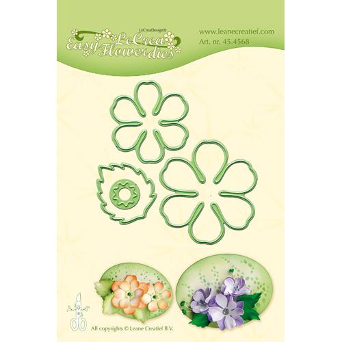 Lea`bilitie die - Easy flower die 002