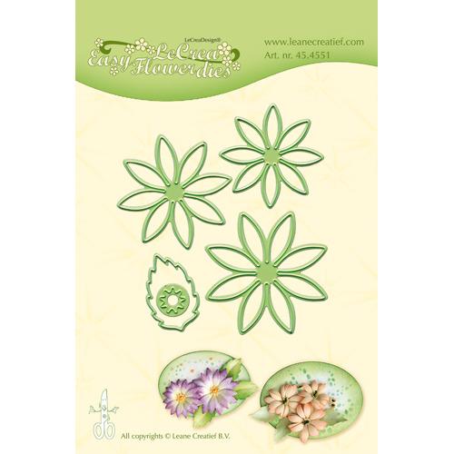 Lea'bilitie die - Easy flower die 001
