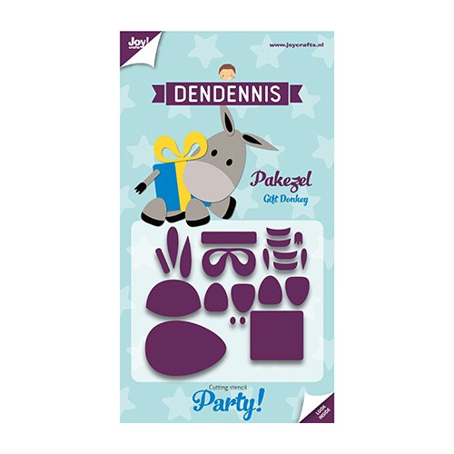 6002/3112 - Dendennis Party - Pakezel