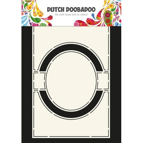 Dutch Doobadoo Dutch Card Art Cirkel A4 470.713.322 (03-18)