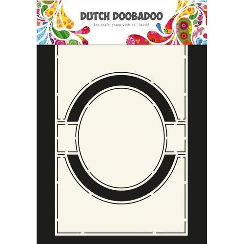 Dutch Doobadoo Dutch Card Art Cirkel A4 470.713.322 (03-18)