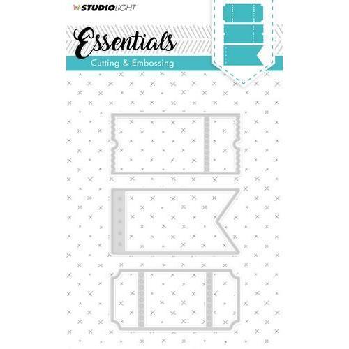 Embossing Die 3D Essentials  (A6) Nr.100 STENCILSL100 (05-18)