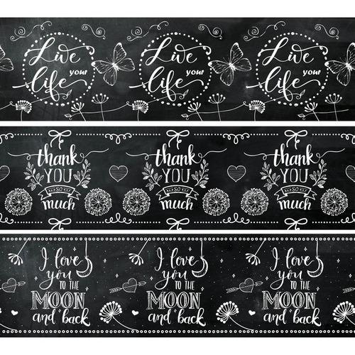Studio Light krimpfolie 318x93 mm Chalk nr 50 SHRINKSL50 (02-19)